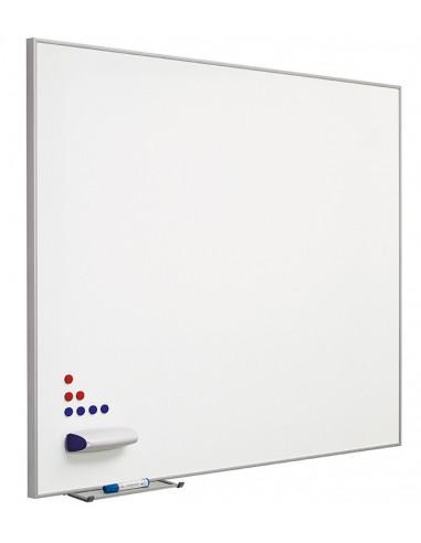 Pizarra vitrificada marco MINI blanca ppi407007