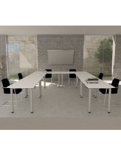 Versatile office and computer desk table mpo1101003