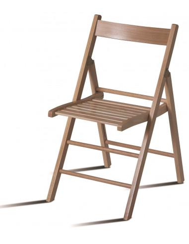Silla madera haya plegable spl122001