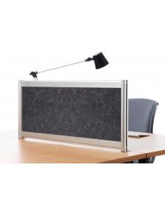 Separador de sobremesa acústico tapizado mop407001