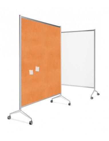 Biombo acústico tapizado mop407002