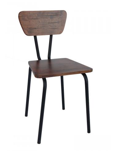 Chair vintage solid wood BOSTON sho1022002